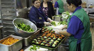 Two NY Public Schools Go 100% Vegetarian