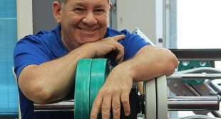 Inspiration: 80 Year Old Personal Trainer Keeping Aging Clients In Top Shape