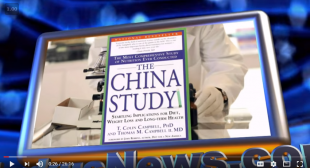 Video: Interview with China Study Dr. T. Colin Campbell PhD, What Happens When We Eat Animal Foods?