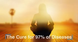 VIDEO: The Cure for 97% of Diseases