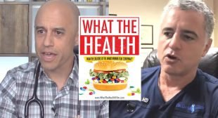Video: Plant Based Doctor Schools What The Health Critic