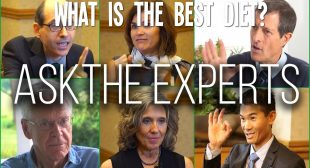 Video: Doctors Are Asked, What Is The Healthiest Diet?