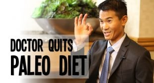VIDEO: Doctors Quits Paleo Ketogenic and Goes Plant Based