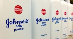 $417 Million Awarded in Suit Connecting Johnson's Baby Powder to Cancer