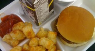 Study: School Lunches Found To Deprive Students Of Essential Nutrition