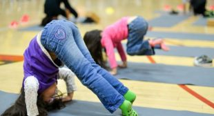 Why Children Should Be Getting At Least 60 Min Of Physical Activity Every Day