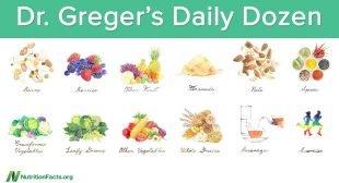 VIDEO: Dr. Greger's Daily Dozen Checklist