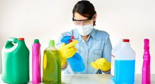 Are there Cancer-Causing Toxins in Household Cleaning Products?