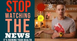 Stop Watching The News To Improve Your Immune System (It's A Virus)