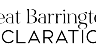Have You Seen the Great Barrington Declaration and Petition?