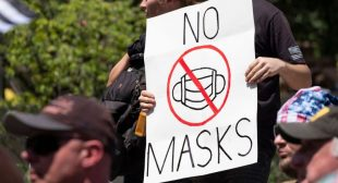 Texas & Mississippi Hit Record Lows After Ditching Mask Mandates