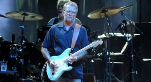 Rock Legend Eric Clapton Refuses to Play Venues Where Vaccines are Required