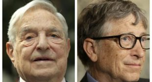 Bill Gates and George Soros Backed Organization Buys Out COVID-19 Testing Company
