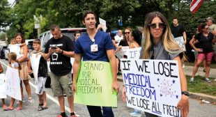 A Hospital Finds an Unlikely Group Opposing Vaccination: Its Workers