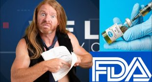 FDA Approves the Shot! Take It or be BANNED From Society!! Satire