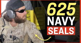 Hundreds of Navy SEALS Refuse Vaccine, Told They Won't Be Deployed