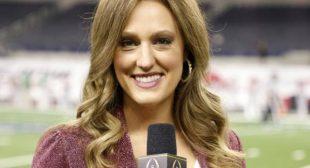 Allison Williams Leaving ESPN After Her Vaccine Exemption Denied
