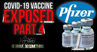 BREAKING: Pfizer Scientists: Your [COVID] Antibodies Are Better Than The [Pfizer] Vaccination